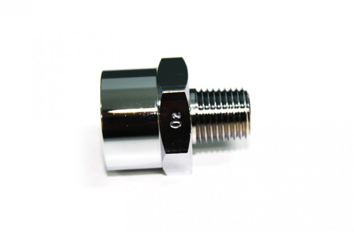 Oxygen ¼ NPT Thread Oxygen Self Sealing Outlet