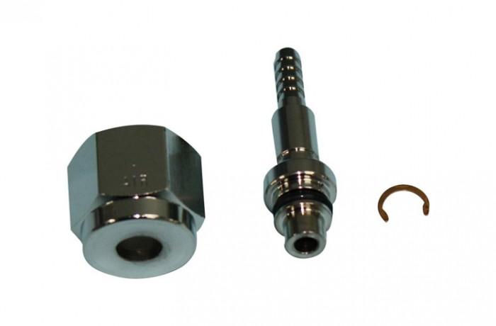 NIST Air hose nipple and nut suit 5mm ID hose
