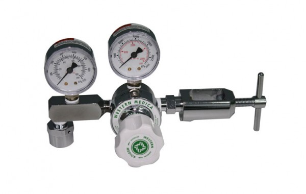 Oxygen Regulator Adjustable from 100 to 700 KPA