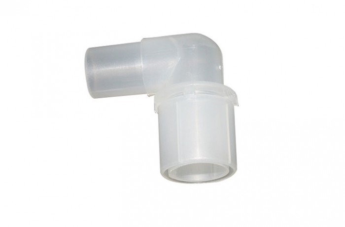 15mm Male X 22mm Male Elbow (polypropylene material)
