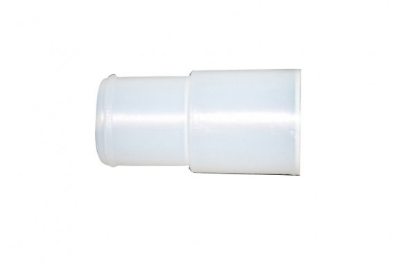 22mm Male X 22mm Female Hose Cuff (polypropylene material)