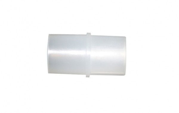 22mm Male X 22mm Male 15mm Female connector (polypropylene material)