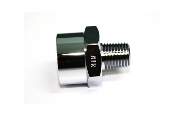 Medical Air ¼ NPT Thread Air Self Sealing Outlet