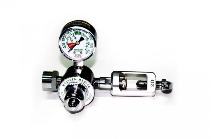 Pin Indexed Oxygen Regulator