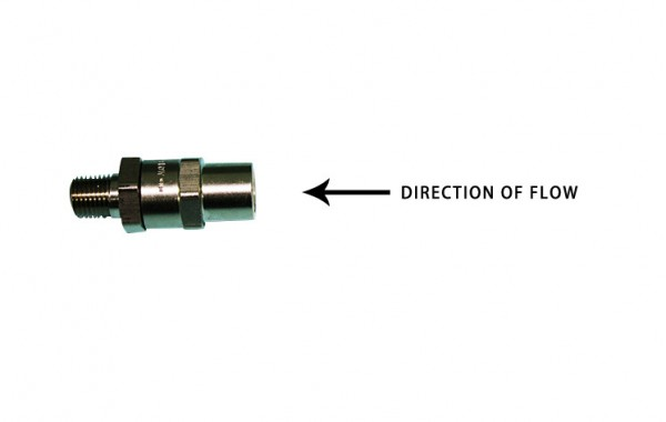 Non Return Valves – Low Pressure