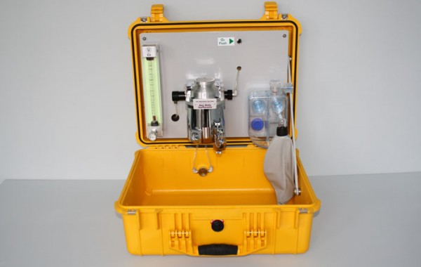 Field Research Anaesthetic Machine – Fram