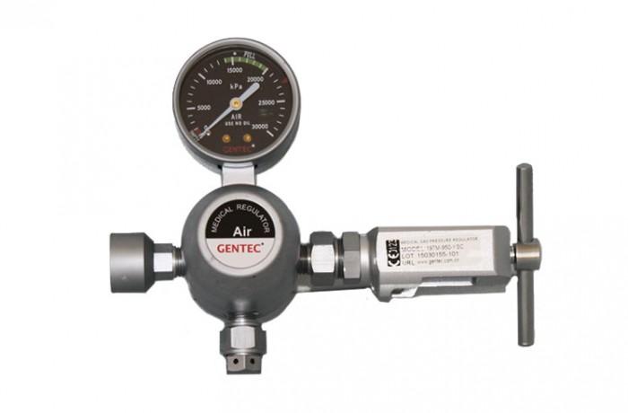 Medical Air Regulator – Pin Indexed – 0-30000 KPA – CE marked