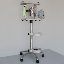 Sleep Safe Anaesthetic Machine Mobile