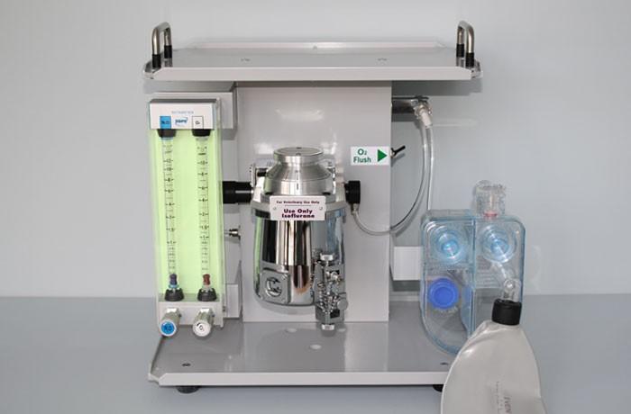 Sleep Safe Anaesthetic Machine – Incorporating Nitrous Oxide & Oxygen